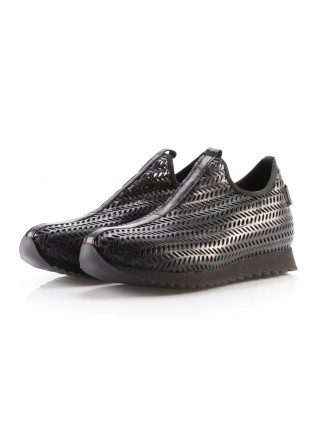 Shoes Sneakers Black ANDIAFORA