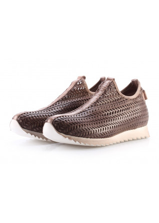Scarpe Donna Sneakers Marrone ANDIAFORA