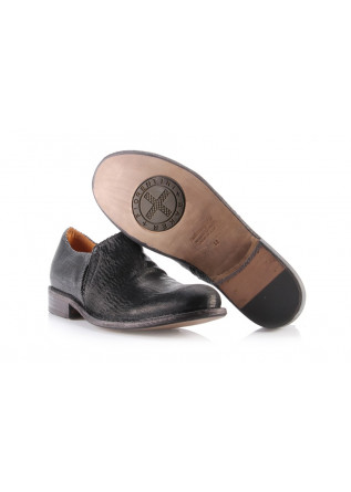 SHOES LOAFERS BLACK FIORENTINI + BAKER