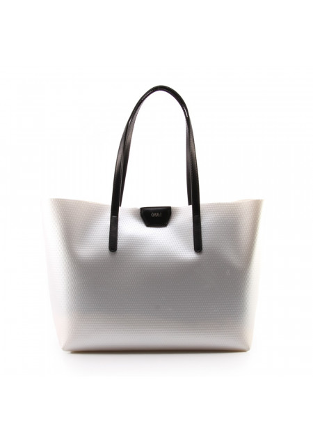 WOMEN'S BAGS BAGS WHITE GUM CHIARINI