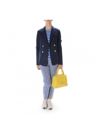 WOMEN'S CLOTHING JACKETS BLAZER BLUE MERCI