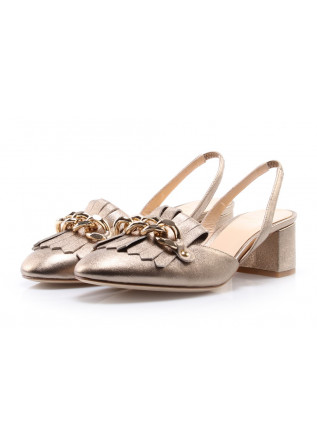 SHOES SANDALS METALLIC CHANTAL