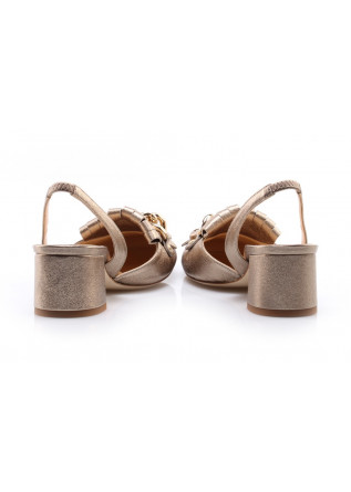 WOMEN'S SHOES SANDALS METALLIC CHANTAL