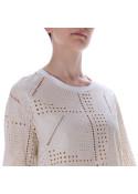 CLOTHING SHIRT WHITE ALYSI