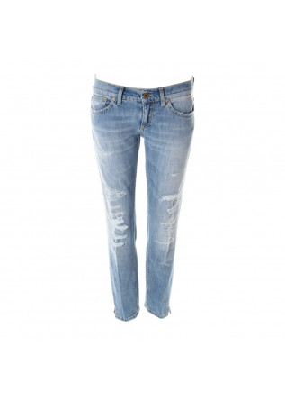 WOMEN'S CLOTHING JEANS BLU DENIM DONDUP