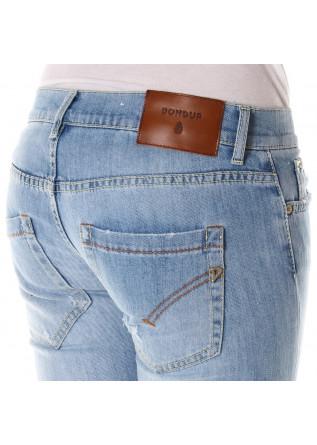 WOMEN'S CLOTHING JEANS BLU DENIM DONDUP