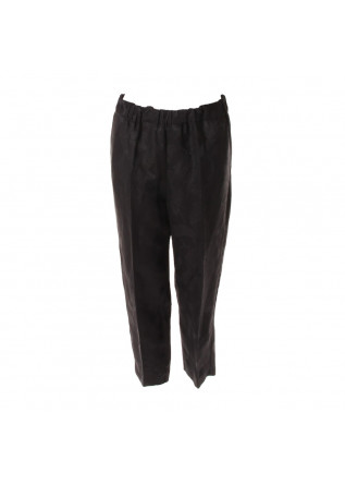 WOMEN'S CLOTHING TROUSERS BLACK JUCCA